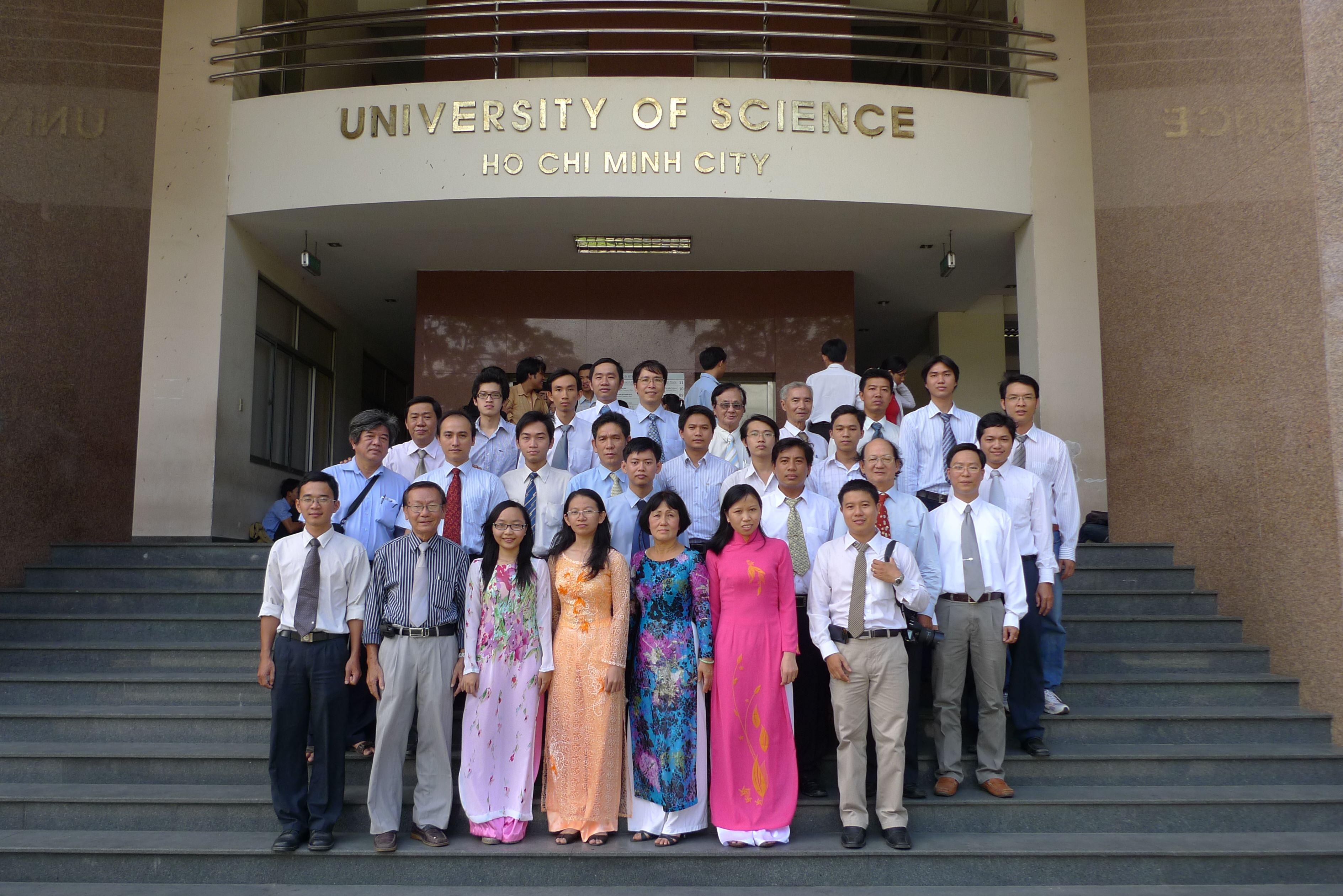 Đội ngũ giảng viên khoa ĐTVT